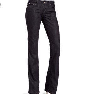 Joe's Jeans The Rocker In Naomi (dark) Sz 25